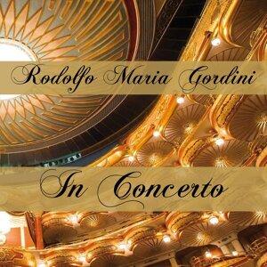 Rodolfo Maria Gordini, Sergio Scappini 歌手頭像