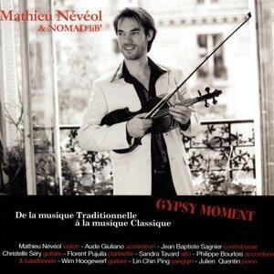 Nomad lib', Mathieu Névéol 歌手頭像