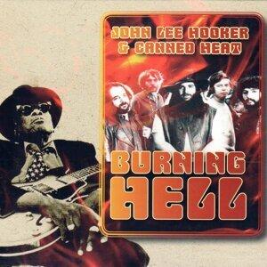 John Lee Hooker, Canned Heat 歌手頭像