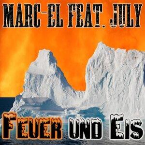 Marc-el feat July 歌手頭像