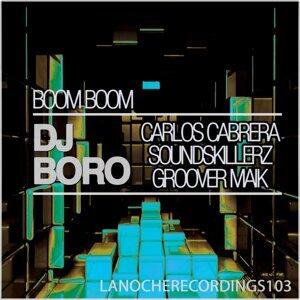 DJ Boro 歌手頭像