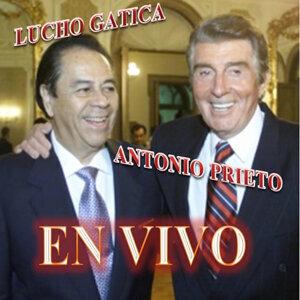 Antonio Prieto, Lucho Gatica 歌手頭像