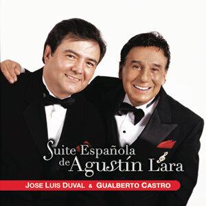 Gualberto Castro, Jose Luis Duval 歌手頭像