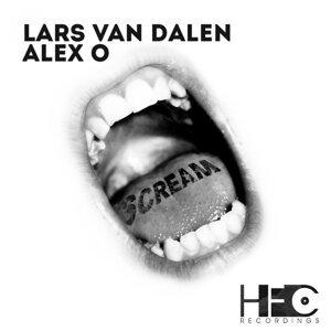Alex O & Lars Van Dalen アーティスト写真