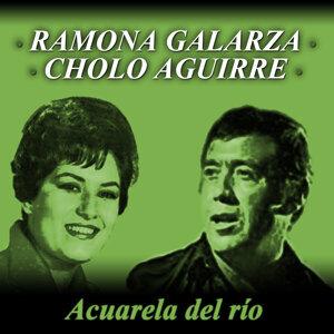 Ramona Galarza, Cholo Aguirre 歌手頭像