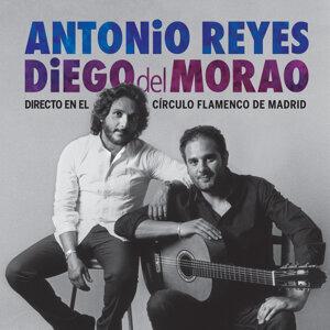 Antonio Reyes, Diego Del Morao 歌手頭像