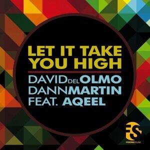 David del Olmo & Dann Martin feat. Aqeel 歌手頭像