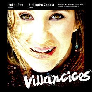 Isabel Rey, Alejandro Zabala 歌手頭像