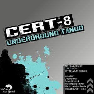 Cert-8 歌手頭像