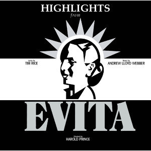 Evita (Highlights) 歌手頭像