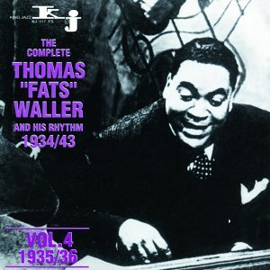 Thomas Fats Waller 歌手頭像