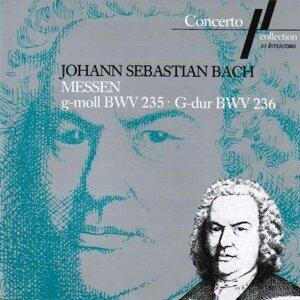 Bach-Collegium Stuttgart, Figuralchor der Gedächtniskirche Stuttgart, Helmuth Rilling 歌手頭像