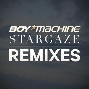Boy Machine, Stargaze 歌手頭像