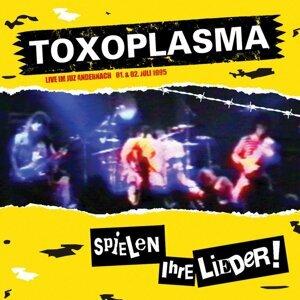 Toxoplasma 歌手頭像