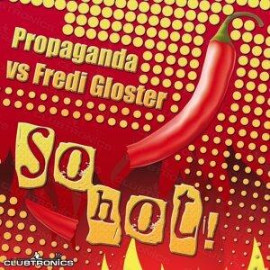 Propaganda with Fredi Gloster 歌手頭像