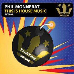 Phil Monnerat 歌手頭像