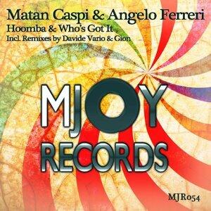 Matan Caspi & Angelo Ferreri 歌手頭像