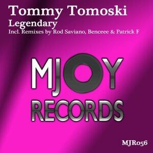 Tommy Tomoski 歌手頭像