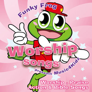 Funky Frog (讚美蛙) 歌手頭像
