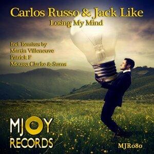Carlos Russo & Jack Like 歌手頭像