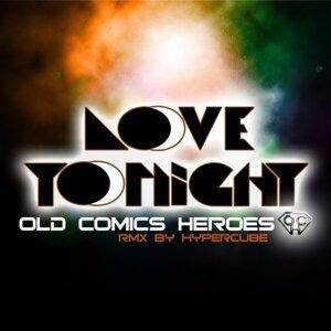 Old Comics Heroes 歌手頭像