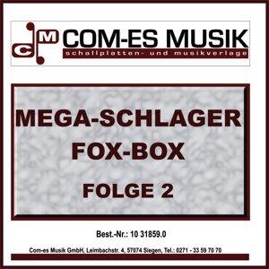 Mega Schlager-Fox Box Folge 2 歌手頭像