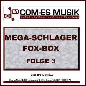 Mega Schlager-Fox Box Folge 3 歌手頭像