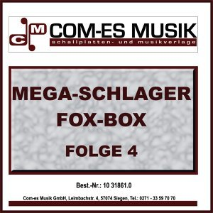 Mega Schlager-Fox Box Folge 4 歌手頭像