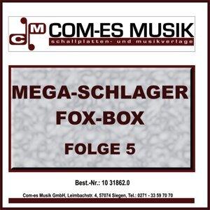 Mega Schlager-Fox Box Folge 5 歌手頭像