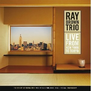 Ray Brown Trio 歌手頭像