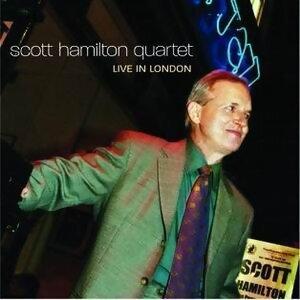 Scott Hamilton Quartet 歌手頭像