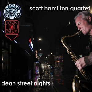 Scott Hamilton Quartet アーティスト写真