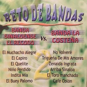 Banda Sinaloense el Recodo vs Banda la Costeña, Banda Sinaloense el Recodo, Banda la Costeña 歌手頭像