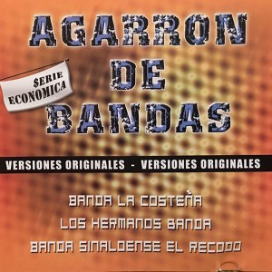 Banda la Costeña, Los Hermanos Banda, Banda Sinaloense el Recodo, Banda Sinaloense el Recodo, Banda la Costeña, Los Hermanos Banda 歌手頭像