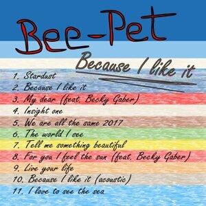 Bee-Pet 歌手頭像