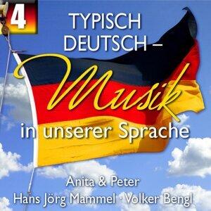 Anita, Peter, Hans Jörg Mammel & Volker Bengl 歌手頭像