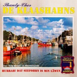 Shanty-Chor De Klaashahns Warnemünde & Shanty Chor De Klaashahns Warnemünde 歌手頭像