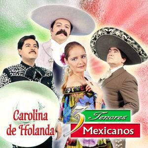 Carolina De Holanda, Los Tres Tenores 歌手頭像