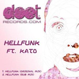 Hellfunk, Kato 歌手頭像