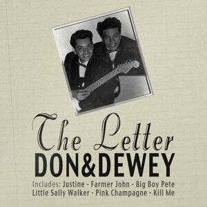 Don & Dewey 歌手頭像