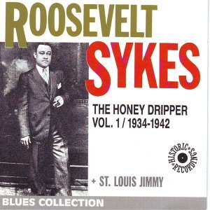 Roosevelt Sykes 歌手頭像