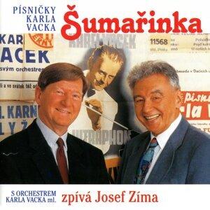 Josef Zíma, Orchestr Karla Vacka ml. 歌手頭像