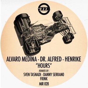Alvaro Medina, Dr. Alfred, Henrike 歌手頭像