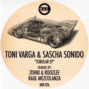 Sascha Sonido, Toni Varga 歌手頭像