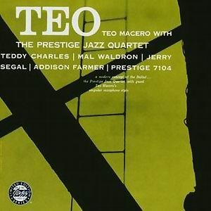 Teo Macero & The Prestige Jazz Quartet 歌手頭像