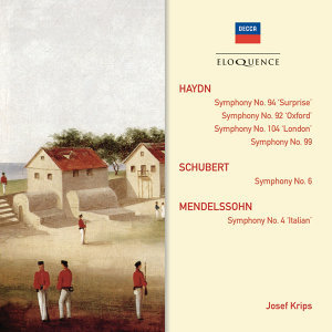 Wiener Philharmoniker, London Symphony Orchestra, Josef Krips 歌手頭像
