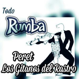 Peret, Los Gitanos del Rastro 歌手頭像