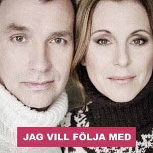 Helen Sjöholm, Anders Widmark