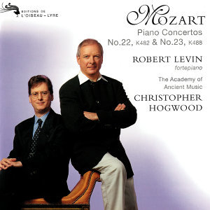 Robert Levin, The Academy of Ancient Music, Christopher Hogwood 歌手頭像