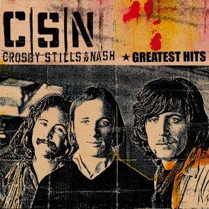 Crosby, Stills & Nash (寇斯比、史提爾斯和納許) 歌手頭像